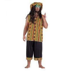 Disfraz de Jamaicano para Adulto - Stamco - Chiber - Disfraces Josmen S.L.