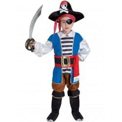 Disfraz Capitán Pirata Niño - Stamco - Chiber - Disfraces Josmen S.L.