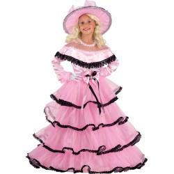 Disfraz Escarlata O'Hara Niña