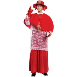 Disfraz Cardenal Medieval - Stamco - Chiber - Disfraces Josmen S.L.