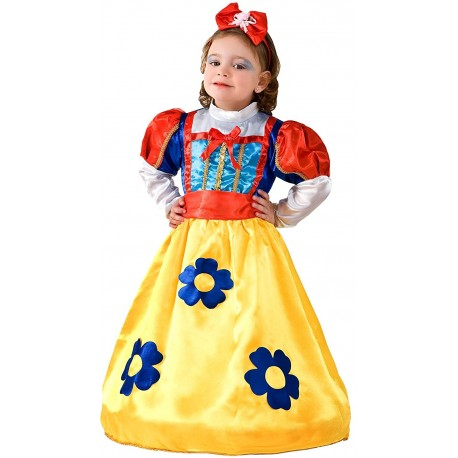 Disfraz Pequeña Princesa del Bosque - Stamco - Chiber - Disfraces Josmen S.L.
