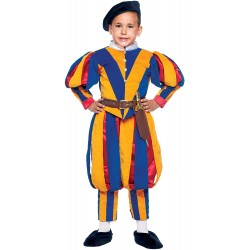 Disfraz Guardia Suiza de Lujo - Stamco - Chiber - Disfraces Josmen S.L.