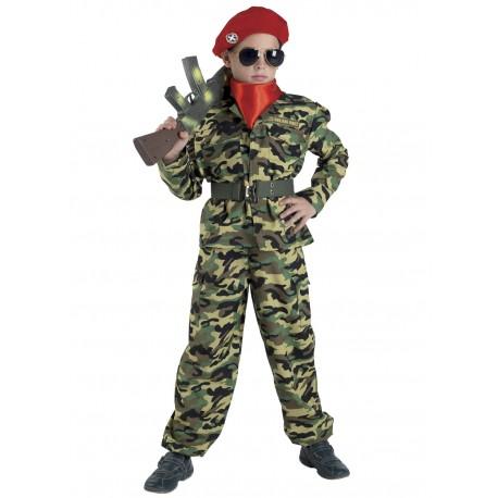 Disfraz Comando Niño - Stamco - Chiber - Disfraces Josmen S.L.
