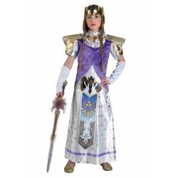 Disfraz Princesa Zelda Niña - Stamco - Chiber - Disfraces Josmen S.L.