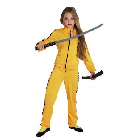 Disfraz Kill Bill Niña - Stamco - Chiber - Disfraces Josmen S.L.