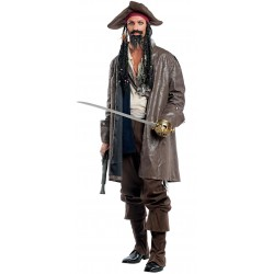 Disfraz Capitán Pirata Jack - Stamco - Chiber - Disfraces Josmen S.L.
