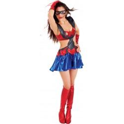 Disfraz Mujer Araña - Stamco - Chiber - Disfraces Josmen S.L.