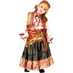 Disfraz Niña Zíngara - Stamco - Chiber - Disfraces Josmen S.L.