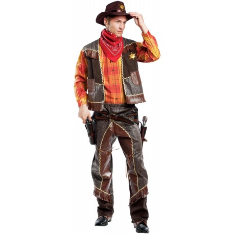 Disfraz Cowboy - Stamco - Chiber - Disfraces Josmen S.L.