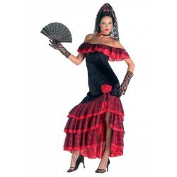 Disfraz Bailaora Flamenca - Stamco - Chiber - Disfraces Josmen S.L.