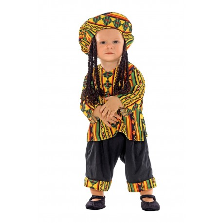 Disfraz Bebe Jamaicano - Stamco - Chiber - Disfraces Josmen S.L.