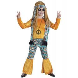 Disfraz Hippie para Niña - Stamco - Chiber - Disfraces Josmen S.L.