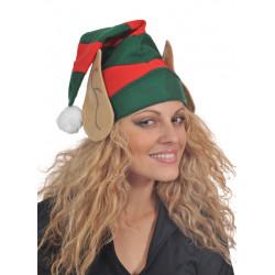 Gorro de Elfo con orejas - Stamco - Chiber - Disfraces Josmen S.L.
