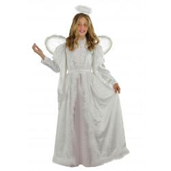 Disfraz Angel Deluxe Niña - Stamco - Chiber - Disfraces Josmen S.L.