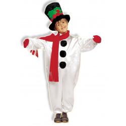 Disfraz Muñeco de Nieve Infantil - Stamco - Chiber - Disfraces Josmen S.L.