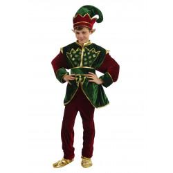 Disfraz Elfo Niño Deluxe - Stamco - Chiber - Disfraces Josmen S.L.