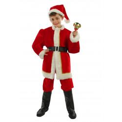 Disfraz Santa Claus Niño Deluxe - Stamco - Chiber - Disfraces Josmen S.L.