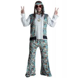 Disfraz Hippy para Hombre - Stamco - Chiber - Disfraces Josmen S.L.