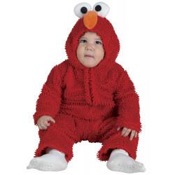 Disfraz Bebe Monstruito Rojo - Stamco - Chiber - Disfraces Josmen S.L.