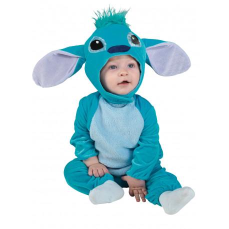 Disfraz Bebe Monstruito Azul - Stamco - Chiber - Disfraces Josmen S.L.