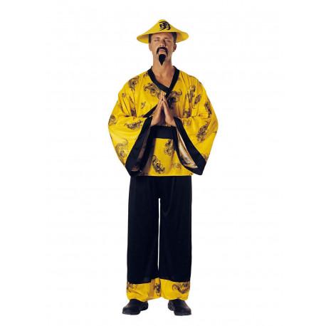 Disfraz Chino Amarillo - Stamco - Chiber - Disfraces Josmen S.L.