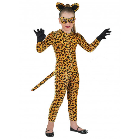 Disfraz Tigresa para Niña - Stamco - Chiber - Disfraces Josmen S.L.