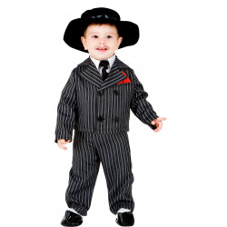 Disfraz Bebe Ganster - Stamco - Chiber - Disfraces Josmen S.L.