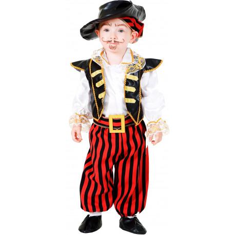 Disfraz Bebe Pirata - Stamco - Chiber - Disfraces Josmen S.L.