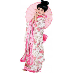 Disfraz Japonesa para Niña - Stamco - Chiber - Disfraces Josmen S.L.