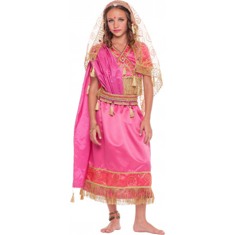 Disfraz Chica Hindú para Niña - Stamco - Chiber - Disfraces Josmen S.L.
