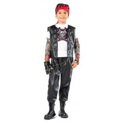 Disfraz Motorista para Niño - Stamco - Chiber - Disfraces Josmen S.L.