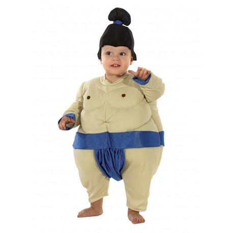 Disfraz Bebe Luchador Sumo - Stamco - Chiber - Disfraces Josmen S.L.