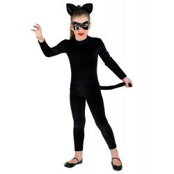 Disfraz Gato Negro para Niña - Stamco - Chiber - Disfraces Josmen S.L.