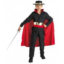 Disfraz Niño Don Diego - El Zorro - Stamco - Chiber - Disfraces Josmen S.L.