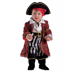Disfraz Bebe Capitán Pirata - Stamco - Chiber - Disfraces Josmen S.L.