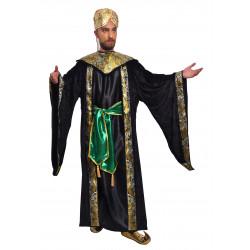 Disfraz Rey Mago Gaspar Deluxe - Stamco - Chiber - Disfraces Josmen S.L.