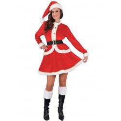 Disfraz Mamá Noel para Mujer - Stamco - Chiber - Disfraces Josmen S.L.