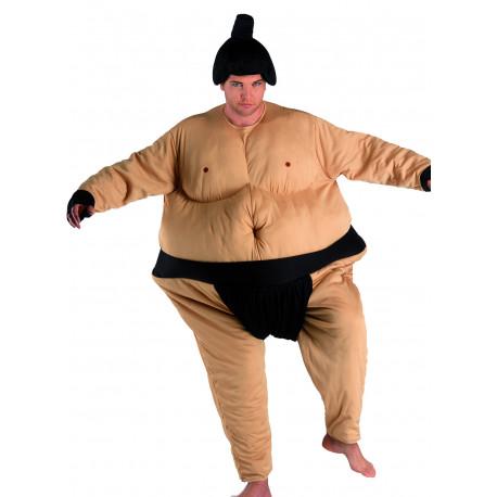 Disfraz Luchador Sumo Adulto - Stamco - Chiber - Disfraces Josmen S.L.