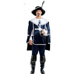Disfraz Mosquetero de la Reina - Stamco - Chiber - Disfraces Josmen S.L.