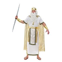 Disfraz Zeus Dios del Olimpo - Stamco - Chiber - Disfraces Josmen S.L.