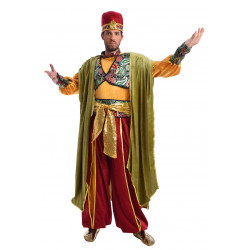 Disfraz Sultán Árabe Deluxe - Stamco - Chiber - Disfraces Josmen S.L.