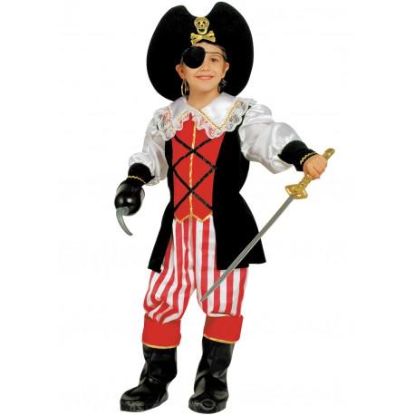 Disfraz Pequeño Pirata - Stamco - Chiber - Disfraces Josmen S.L.