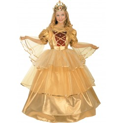 Disfraz Princesa de Oro - Stamco - Chiber - Disfraces Josmen S.L.
