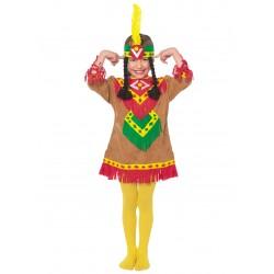 Disfraz India Rojo - Stamco - Chiber - Disfraces Josmen S.L.