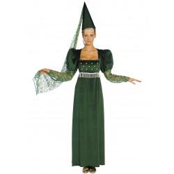 Disfraz Dama Medieval Verde - Stamco - Chiber - Disfraces Josmen S.L.