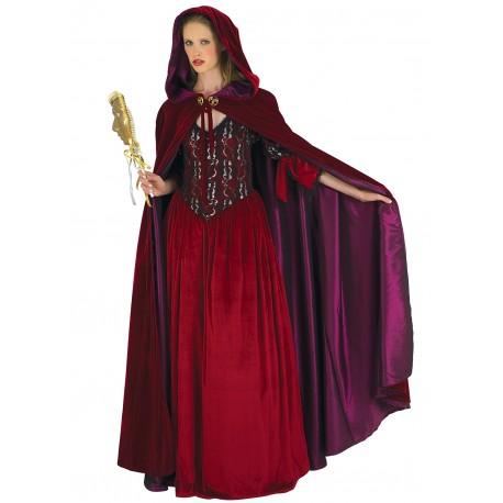 Disfraz Capa Burdeos - Stamco - Chiber - Disfraces Josmen S.L.