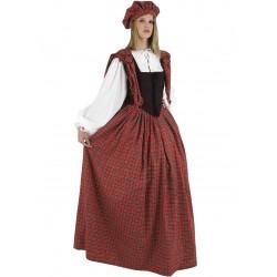 Disfraz Escocesa - Stamco - Chiber - Disfraces Josmen S.L.