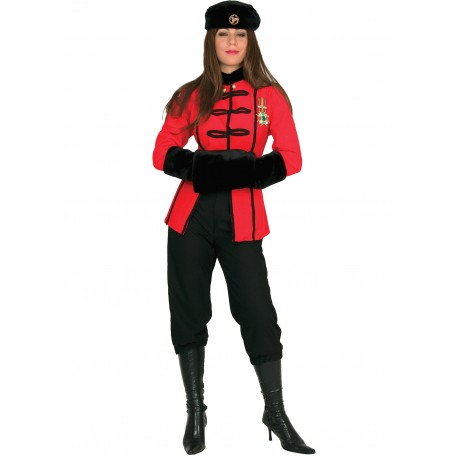 Disfraz Mujer Oficial Cosaca - Stamco - Chiber - Disfraces Josmen S.L.