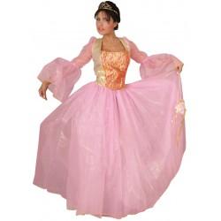 Disfraz Princesa Rosa - Stamco - Chiber - Disfraces Josmen S.L.