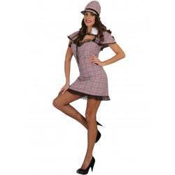 Disfraz Sherlock Holmes Mujer - Stamco - Chiber - Disfraces Josmen S.L.